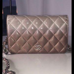 Chanel ombré purse